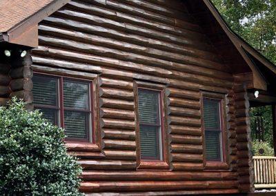 log-home